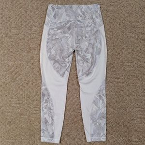 "lululemon athletica Pants - Lululemon Breezy Dot Tight 25"""